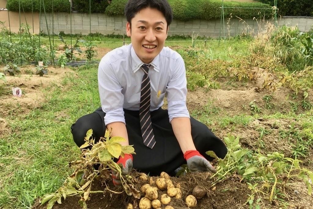 株式会社火間土(かまど)代表の友成直大さん