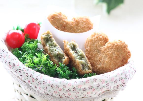 ちらし寿司コロッケ・ スイーツコロッケ(合同食品株式会社)- 思わぬ食材との出会いが驚きのおいしさに