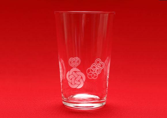福結(千田硝子食器株式会社)- 贈る方のタイプに合わせて選べる<br /> 縁起のいいグラス