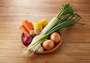 穫れたて野菜の無添加ドレッシングソース(大宮ブランカフェ)