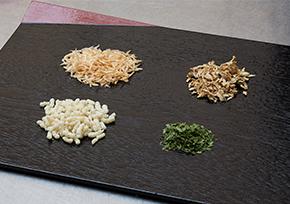 日本の乾燥野菜デリあみえび生姜の炊き込みご飯(agg (アグ))