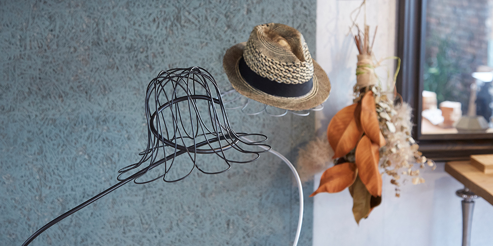 Hat Tree(毎日発條株式会社)
