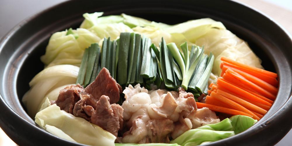 和牛もつすき鍋セット(アドバンス株式会社)
