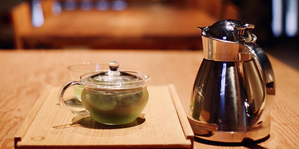 利休のお茶とフィナンシェ詰合せ(株式会社つぼ市製茶本舗)