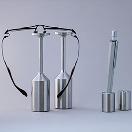EYEGLASSES STAND・PEN STAND