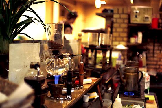 本格的なコーヒーや手作りのフードメニューが楽しめるお店 麻布珈琲店