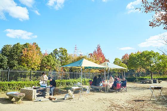 公園や商業施設からバーベキュー場の管理運営を任されるようになったスタンドケイ