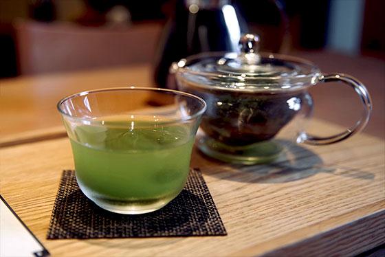 つぼ市製茶本舗 『利休の詩』