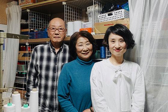 生地から縫製まですべて日本製。 親子で作る「おやこの水着 wacco」