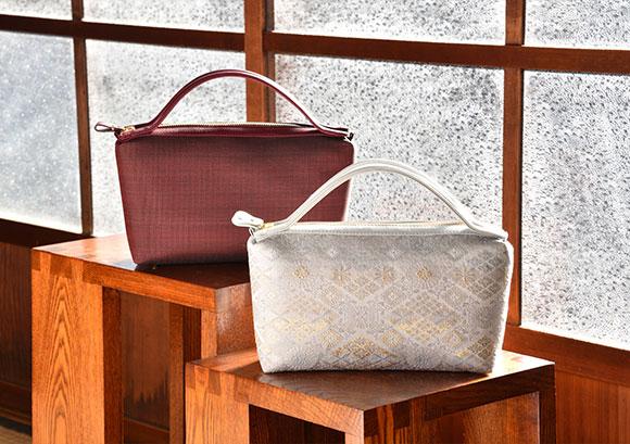 MITSURU オーバルバッグ(Hareru)- まるでアート作品のように端正なバッグ