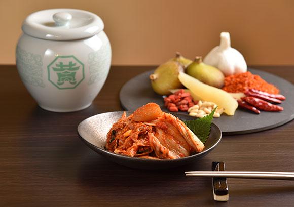 自然発酵キムチ 優艶(有限会社高麗食品)- やさしい甘味とダシが生きるリッチな味わい