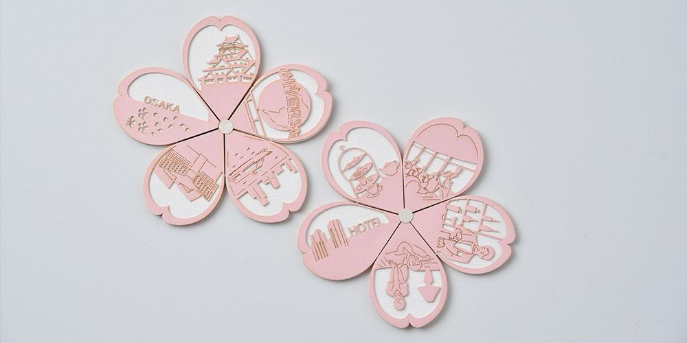 OMOSHIROI PETALS 桜(株式会社トライアード)