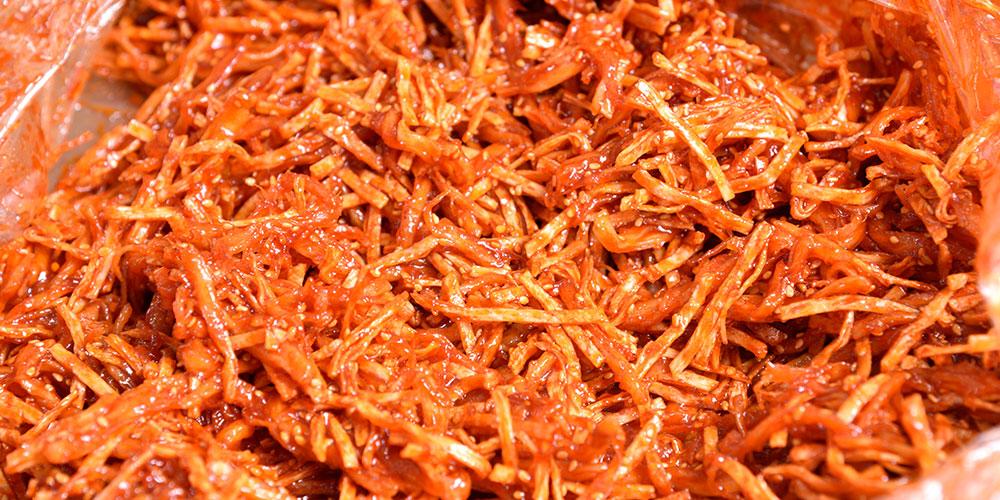 自然発酵キムチ 優艶(有限会社高麗食品)